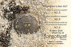 One Piece Quote - Hiluluk by froztlegend.deviantart.com on @deviantART