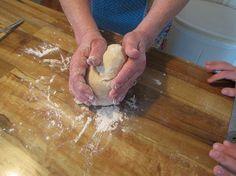 Empanada dough recipe