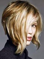 El blog de Paz Ortega: Los mejores cortes y productos para cabello fino. Bob asimétrico