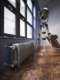 Terma Oxford cast-iron radiator #design #radiator #castiron #heating #wzornictwo #ogrzewanie #grzejnik