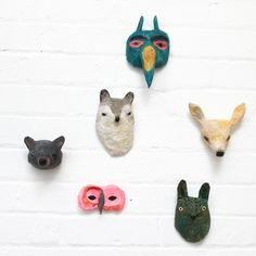 Buy Deer Head and Decorative Animal Head Sculptures Online | Free Delivery Worldwide | Contemporary Art. Design Gifts. Ideas. | Everything B...