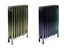 bisque iredescent radiators  http://www.bisque.co.uk/whats-hot/wp-content/uploads/2012/02/classics2x.jpg