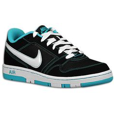 Nike Air Prestige 3 - Women's - Sport Inspired - Shoes - Black/White/Bright Turquoise