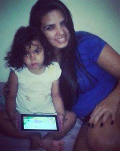 Matando a saudades dela.. Neném da tia Lêh! #Luana#nem#e#mais#um#nenem#princesa#cresceu#linda# by leticiatriers http://ift.tt/1XMrkAd
