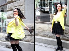 Street Style Huntress: The Creative Patch #style #fashion #yyc