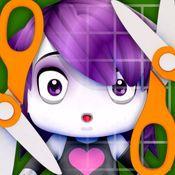 Recension av Papercraft - Gör din avatar i papper! Avatar 3d, Ipod Touch, Chibi, Free Avatars, Ipad, Sonic The Hedgehog, Pikachu, Creations, Paper Crafts