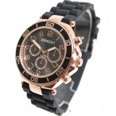 horloge zwart dames