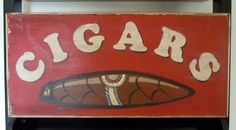 Close But No Cigar - Sign
