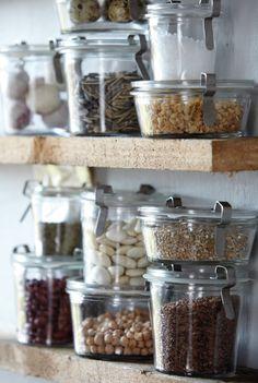 Food Storage in Weck