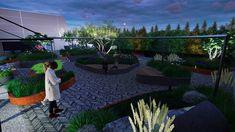 Ontwerptekening, 3D tekening, 3D ontwerp, renders, ontwerpen, architectuur, tuinarchitect, tuinarchitectuur, ontwikkelen, ontwerpen, realiseren, tekenen, ontwikkeling, tuinaanleg, tuinontwerp, tuintekening Sidewalk, Walkway, Walkways