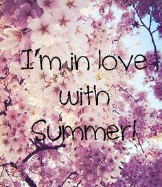 I'm a summer kindaof girl!