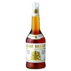Carat Brandy 38% #brandy #bottleshop