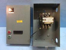 Cutler Hammer C30eg3 Enclosed 100 Amp Lighting Contactor 120v Coil 100a Ser B1 Tk3993 1 See More Pictures Details At Https Ift Tt 2vmss Cutler Hammer Coil