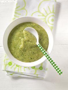 Zucchini-Kartoffel-Fleisch-Brei | Das in Zucchini enthaltene Vitamin K ist wichtig für die Blutgerinnung und schützt so vor Blutungen.