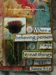 Great things happen when believers pray. What a promise!