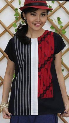 31 Ideas For Sewing Clothes Women Summer Fabrics Blouse Batik, Batik Dress, Clothing Patterns, Dress Patterns, Sewing Clothes Women, Batik Fashion, Kurti Collection, Tunic Pattern, Dresses With Leggings