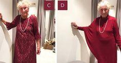 Esta adorable mujer está emocionada por su boda y quiere el vestido perfecto para su gran día, pero 4 vestidos la cautivaron. ¿Cuál crees que se le ve mejor?