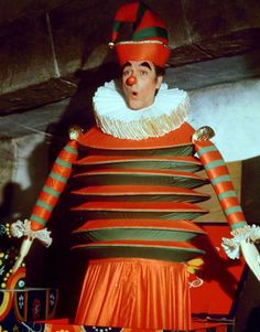 "whatadickvandyke:    Dick Van Dyke in ""Chitty Chitty Bang Bang"""