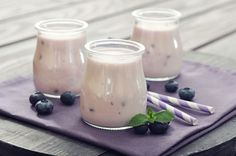 Yogurt is a very healthy food, which is packed with vitamin D, protein, and probiotics. Read on to find out a few surprising things you can use yogurt for. Healthy Recipes, Healthy Food, Panna Cotta, Health Fitness, Pudding, Nutrition, Ethnic Recipes, Desserts, Wellness