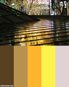 Tokyo Peace Color Scheme