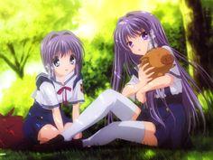 Kyou and Ryou