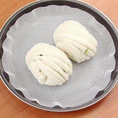 PY010 24 cm Vapor De Silicona Antiadherente Pad Albóndigas Redondas Estera de Hornear Pasteles Bollos Al Vapor Dim Sum Mesh casa cocina herramientas de cocina