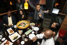Bow Wow celebrates with Jermaine Dupri, Hennessy family and friends in NYC