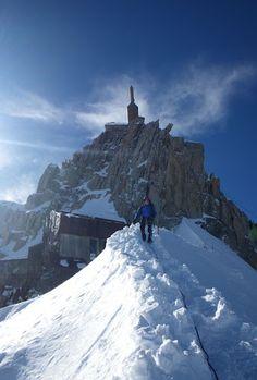 Aiguille du Midi,  Chamonix, Switzerland