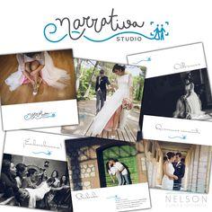 Nueva imagen para un fotógrafo de Ocaña (Madrid). Y creación del PDF de presentación a las novias.