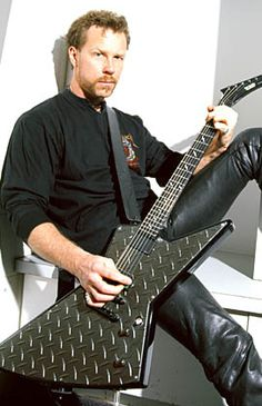 James Hetfield- ☆