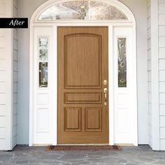 Giani Honey Oak Wood Look Kit for Front Doors – Giani Inc.