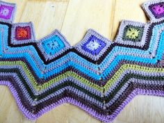 Missoni Coat WIP by eclectic gipsyland, via Flickr