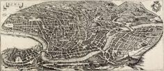 Roma, 1641, Matthäus Merian