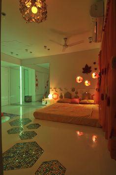 Room Design Bedroom, Bedroom Furniture Design, Home Room Design, Home Decor Bedroom, Home Interior Design, Indian Home Interior, India Home Decor, Ethnic Home Decor, Luxury Rooms