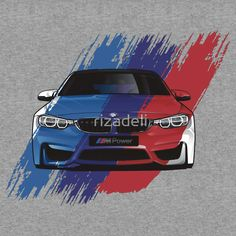 The BMW M4 Series