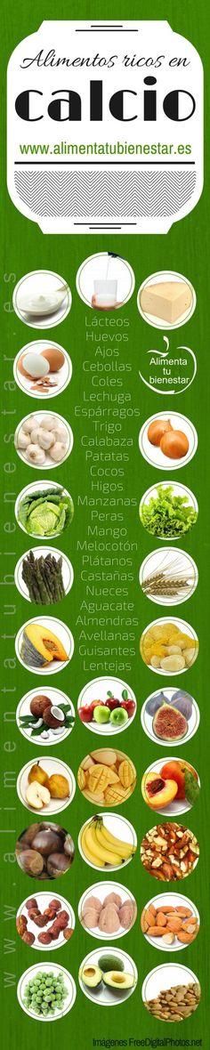Tratamiento natural plantas medicinales y remedios para la sinusitis salud nutricion hierbas - Alimentos naturales ricos en calcio ...