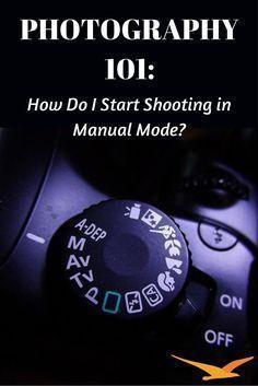 Photography 101: How Do I Start Shooting in Manual Mode? Beach Camera Blog #photography101 #photographybasics