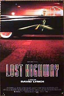 Lost Highway, an amazing David Lynch flick.