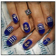 Anchor Nail Charm by...