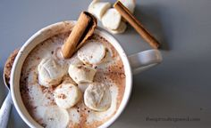Mexican Hot Chocolate (Dairy Free, Paleo) - The Sprouting Seed