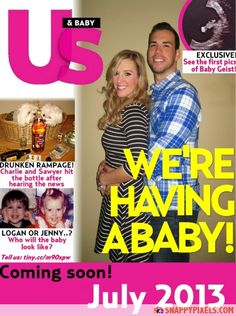 Creative, Funny Baby Announcements –