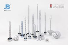 BDN Fasteners® offer a full range of Australian AS3566 Standard self-drilling and self-tapping screws for steel to steel and steel to timber applications in various coating options to cope with different environments. We aim to provide customers with the highest quality product at a competitive price. Steel Trusses, Roof Trusses, Roofing Screws, Roof Cladding, Thermal Expansion, Steel Sheet, Fasteners, Drill