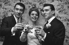 Reggie Kray's wife Frances Shea's diaries: Drunken abuse, weapons and constant isolation
