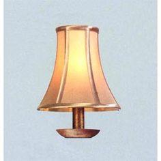 Light Beige Silk Chandelier Shade