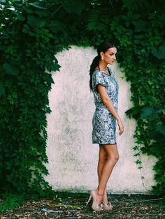 Snake print sequin dress Snake Print, Sequin Dress, Personal Style, Sequins, Dresses, Vestidos, Dress, Gown, Outfits