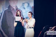 Kasia Burzyńska podczas Jesiennych Metamorfoz w Galerii Olimpia w Bełchatowie. #burzynska #eventy #celebrities #fame #people #showbusiness #art #fun #lilla