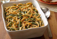 Campbell's Easy Green Bean Casserole Recipe