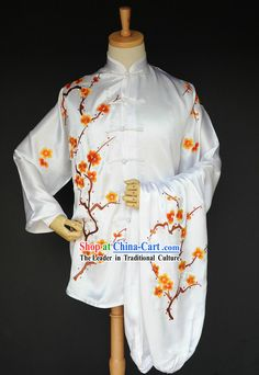 Supreme Chinese Kung Fu Silk Competiton Uniform for Men or Women          #243 - $550