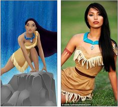 7 Disney Characters Who Really Exist In Real Life