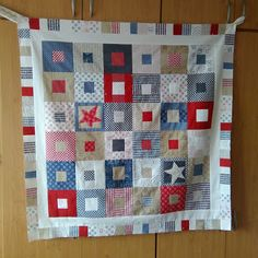 Quilt - Scrap bag Freedom by Moda